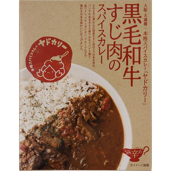 黒毛和牛すじ肉のスパイスカレー